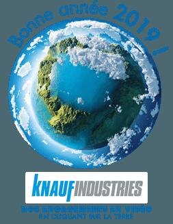 Bonne Année 2019 Knauf Industries France