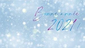 Bonne année 2021 Knauf Industries