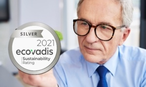 Ecovadis Silver medal for Knauf Industries