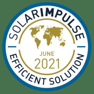 label solar impulse Knauf Industries