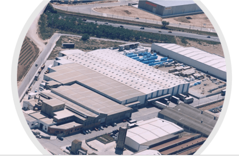 Knauf Industries usine Espagne Vilafranca