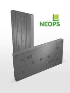 panneau ETIXX NEOPS ISOBOX Isolation